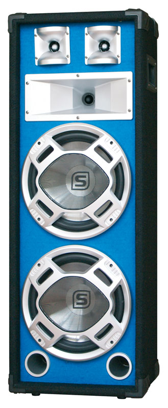 Skytec LED-2008 Discobox