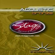 Stagg AC-12ST-BR