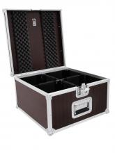 Flight case for 4 x PAR-56 spot, short