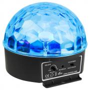 BeamZ Mini Star Ball 6x 3W RGBAW LEDs