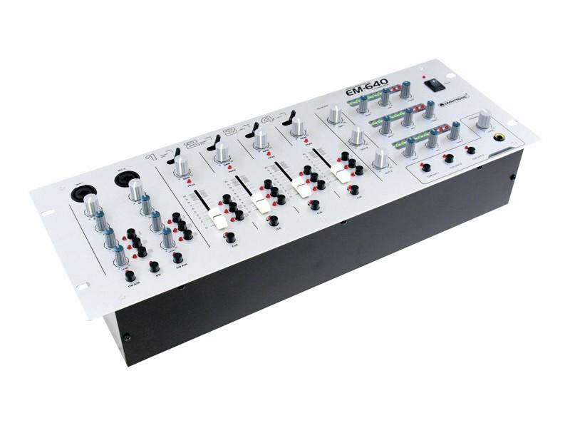 Omnitronic EM-640