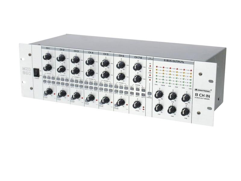 Omnitronic MZD-860