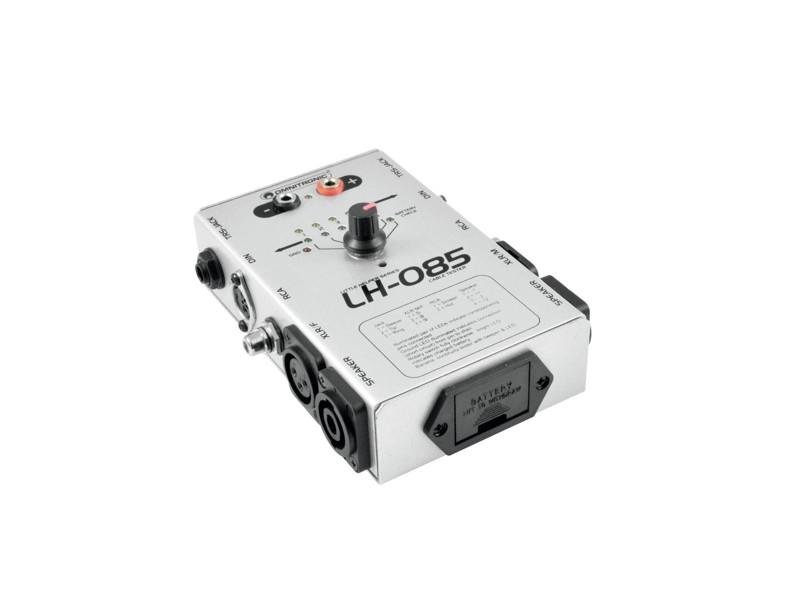 Omnitronic LH-085, kabelový tester