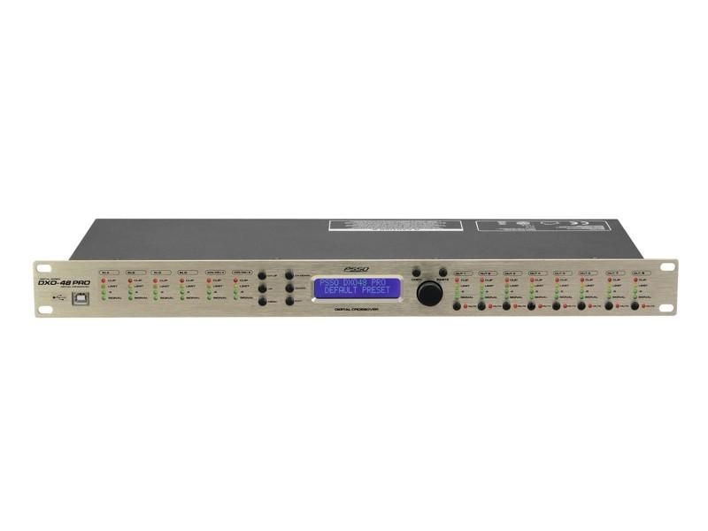 PSSO DXO-48 PRO, digitální výhybka