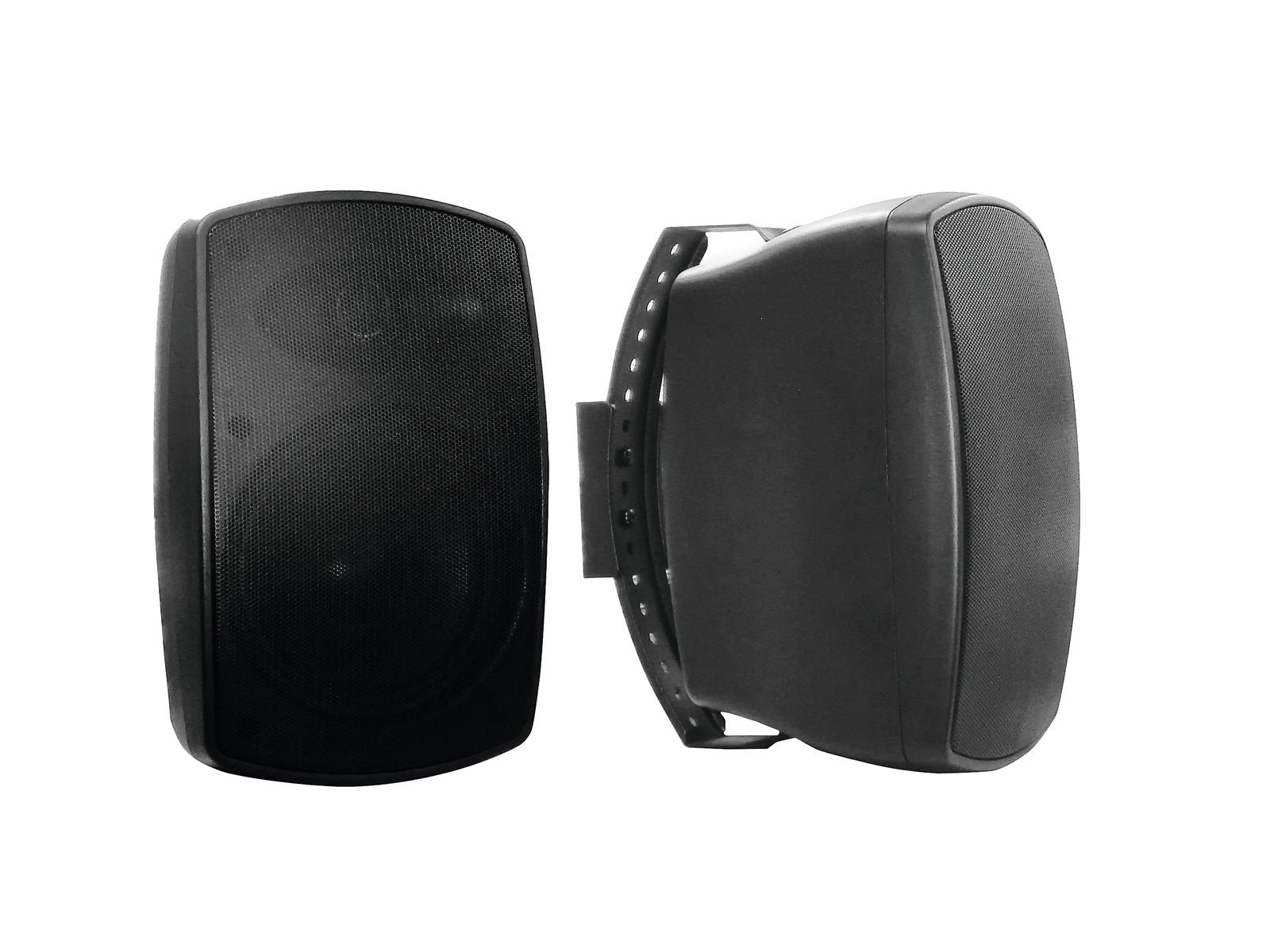 """Omnitronic OD-6 nástěnný 6"""" reproduktor 40W, 8 Ohm, černý, cena /"""