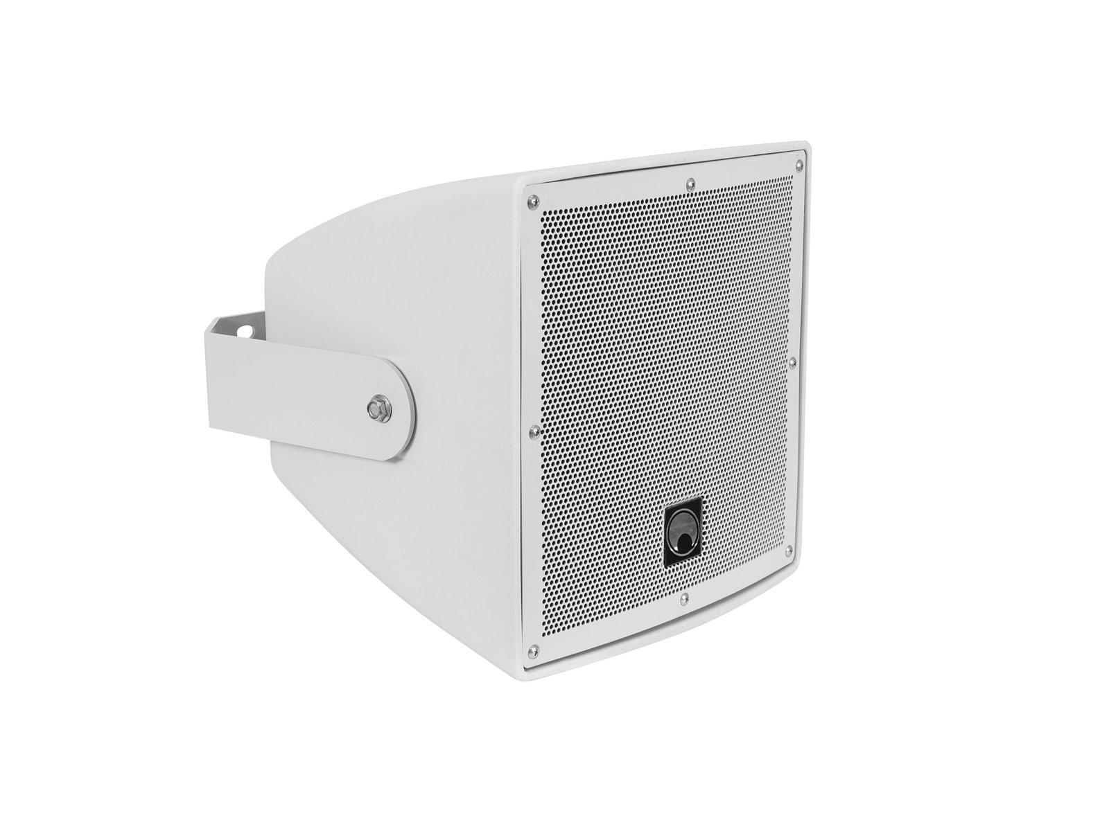 """Omnitronic ODX-208T nástěnný 8"""" reproduktor 150W, 100V, IP56, bílý"""