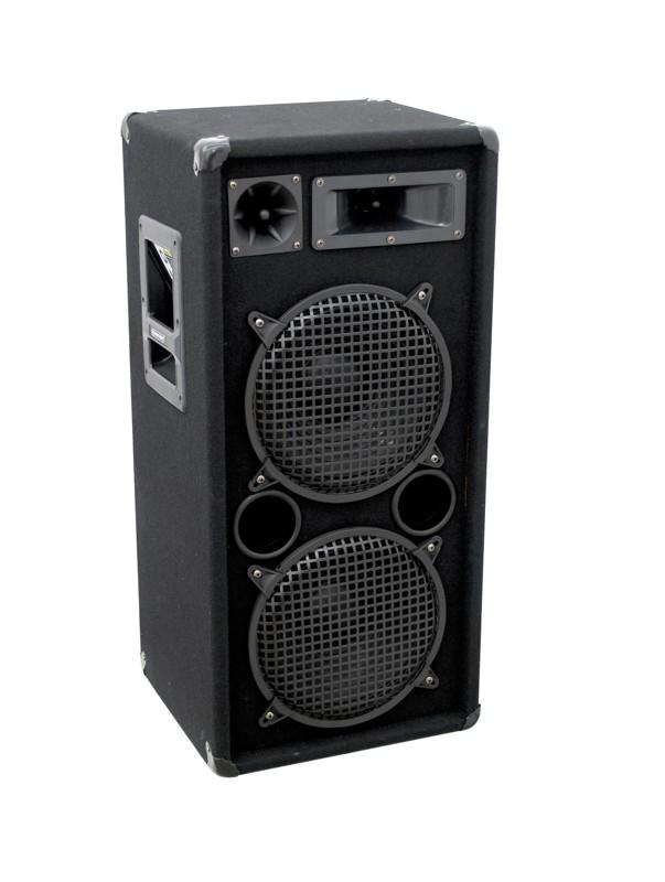 Omnitronic DX-2022, reprobox 300W