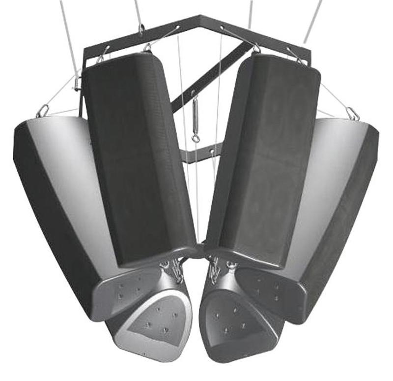 Závěsný držák hexagonální CSA/CSK