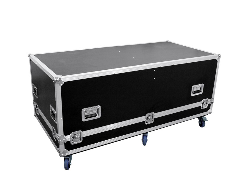 Transportní case 2x CLA-115 with castors