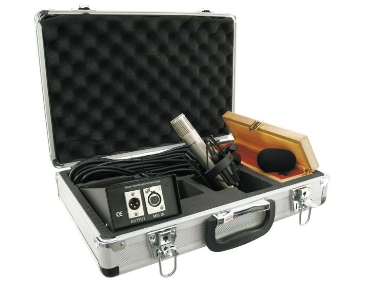 Omnitronic IC-1005 PRO, nástrojový mikrofon