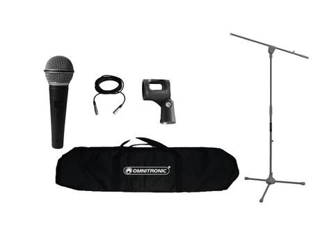 Omnitronic MIC VS-1 Mikrofonní sada