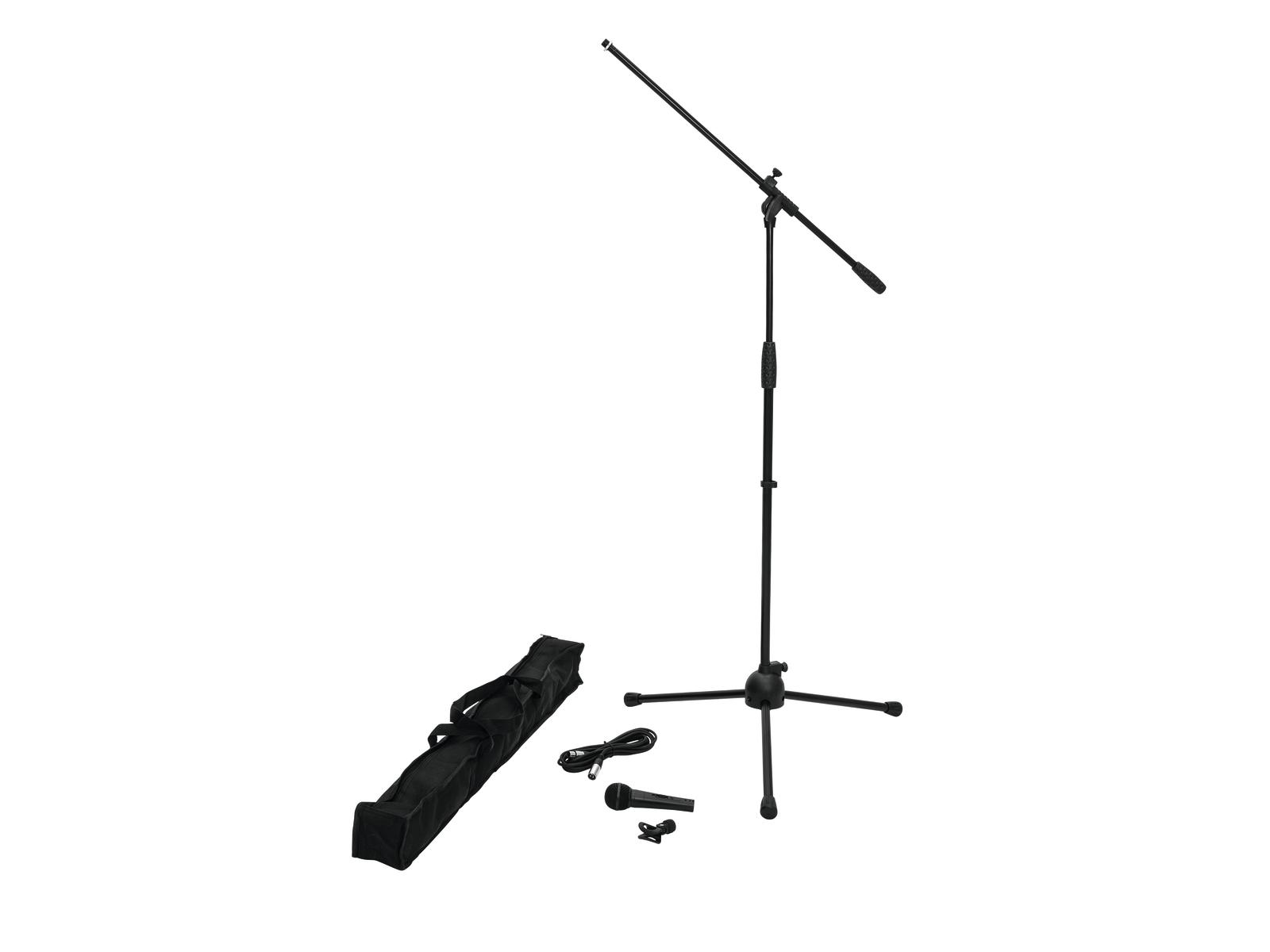 Omnitronic CMK-20, mikrofonní sada