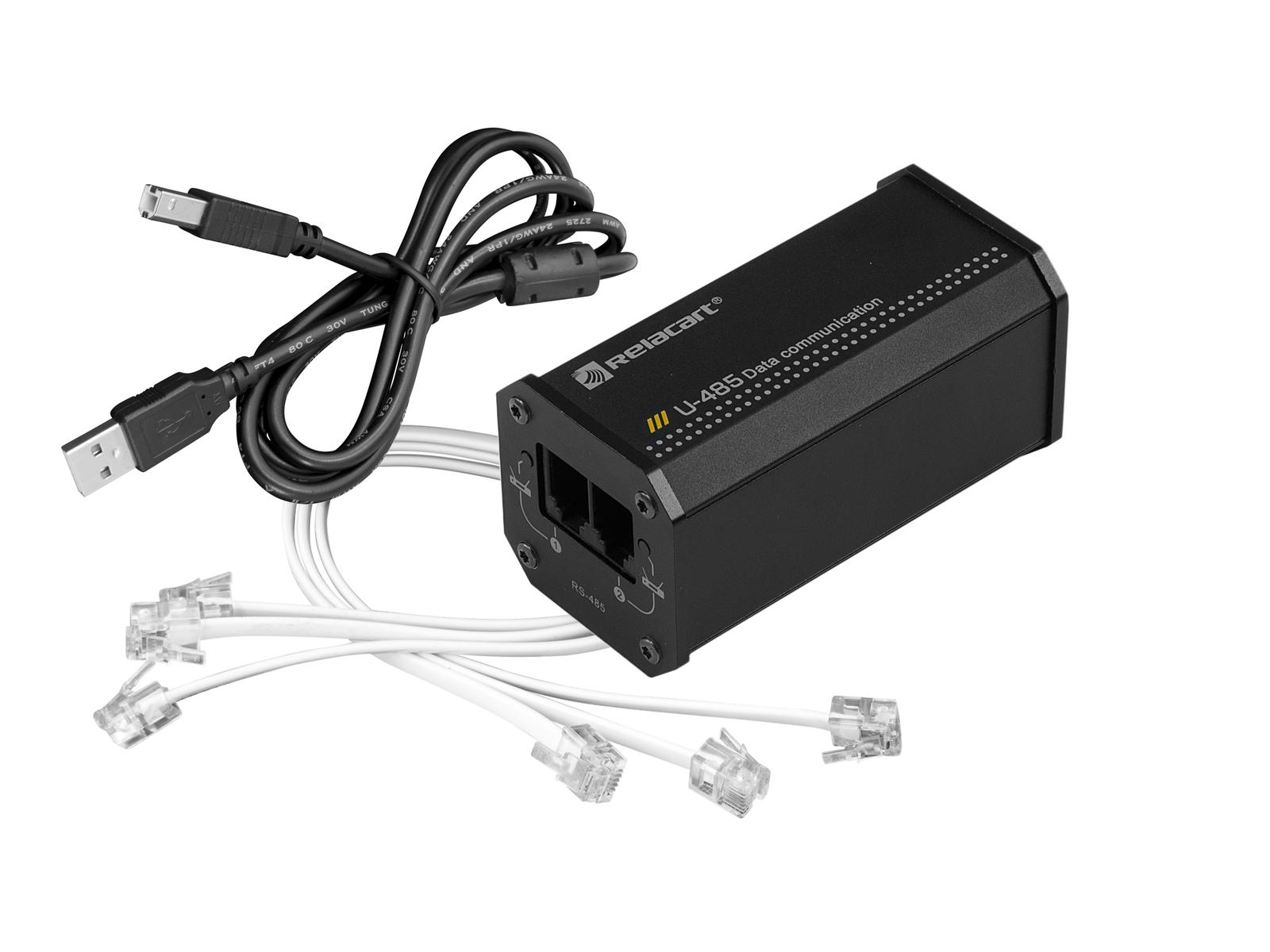 Relacart U485 USB Interface, převodník