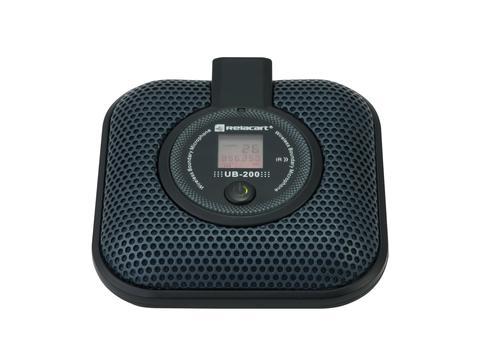 Relacart UB-200, UHF mikrofon