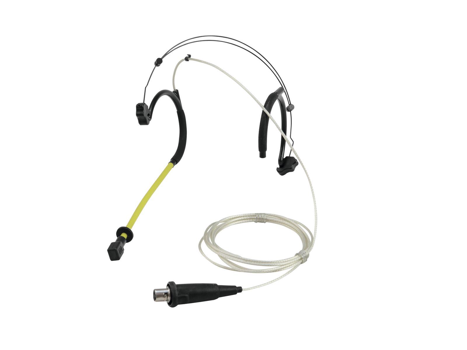 Omnitronic SHS-1 Sportovní náhlavní mikrofon