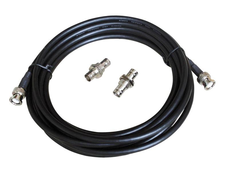 Omnitronic anténní kabel BNC, sada, 3 m