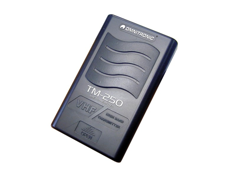 Omnitronic TM-250 VHF 211.700, bezdrátový vysílač