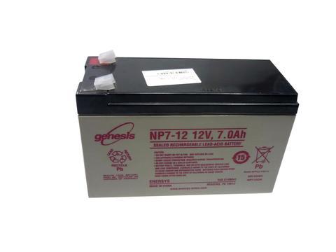 Omnitronic akumulátor 12V/7Ah pro WAMS-08 BT