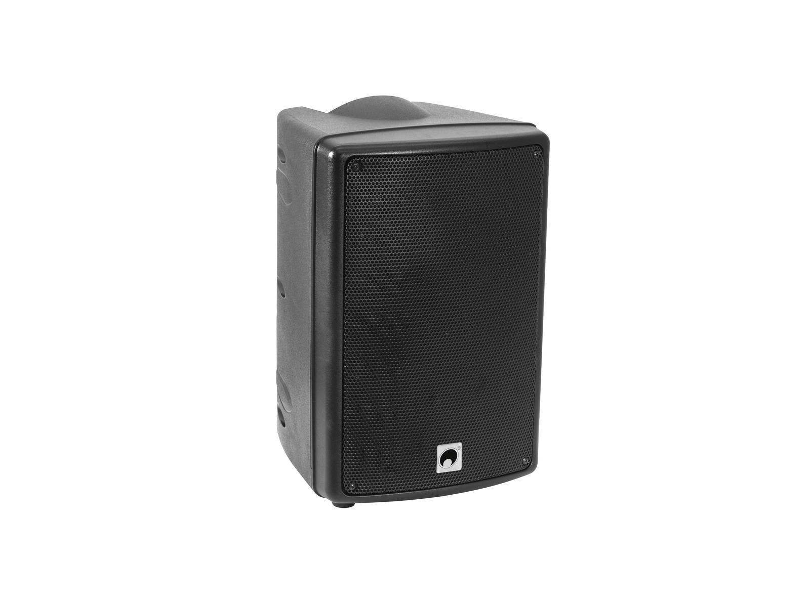 Omnitronic WAMS-08BT MK2 bezdrátový PA systém, MP3/BT/AKKU
