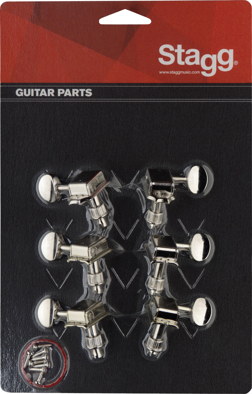 Stagg KG648NK, ladící mechanika pro kytaru