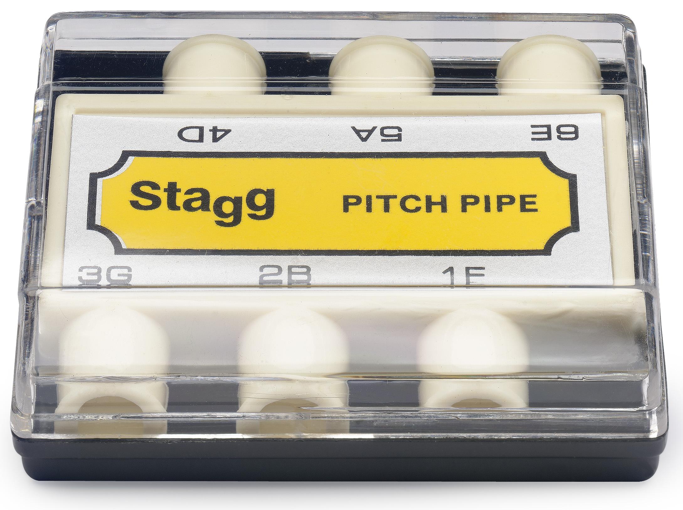 Stagg GP-1, foukací ladička