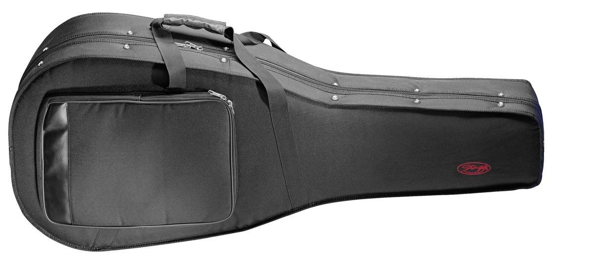 Stagg HGB-W, kufr pro akustickou kytaru
