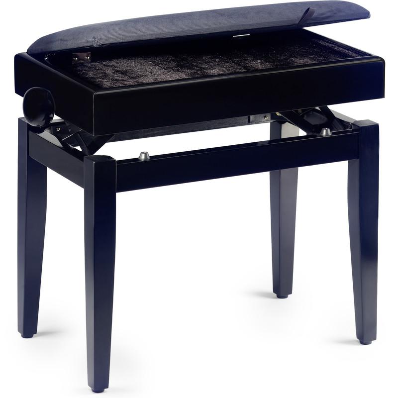 Stagg PB55 BKM VBK, stolička ke klavíru