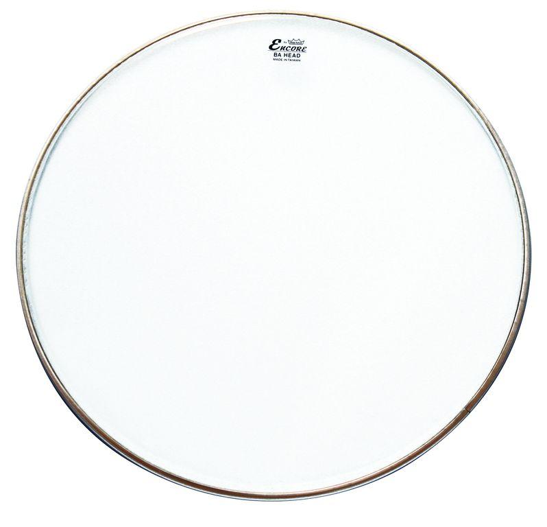 Remo Encore Ambassador Smooth white Bass 24
