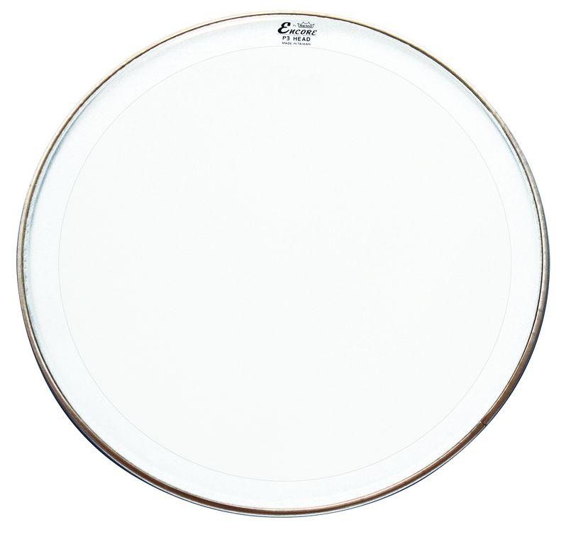 Remo Encore Pwstrk3, Bass Clear Dot 18