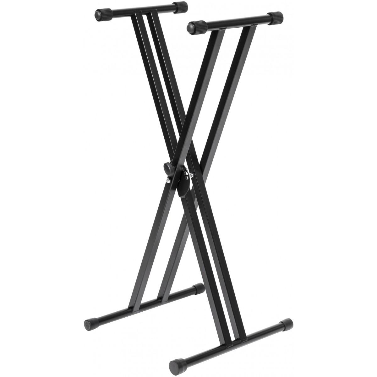 Stagg KXS-A6, klávesový stojan dvojitý