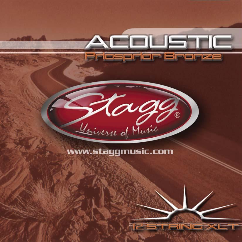 Stagg AC-12ST-PH