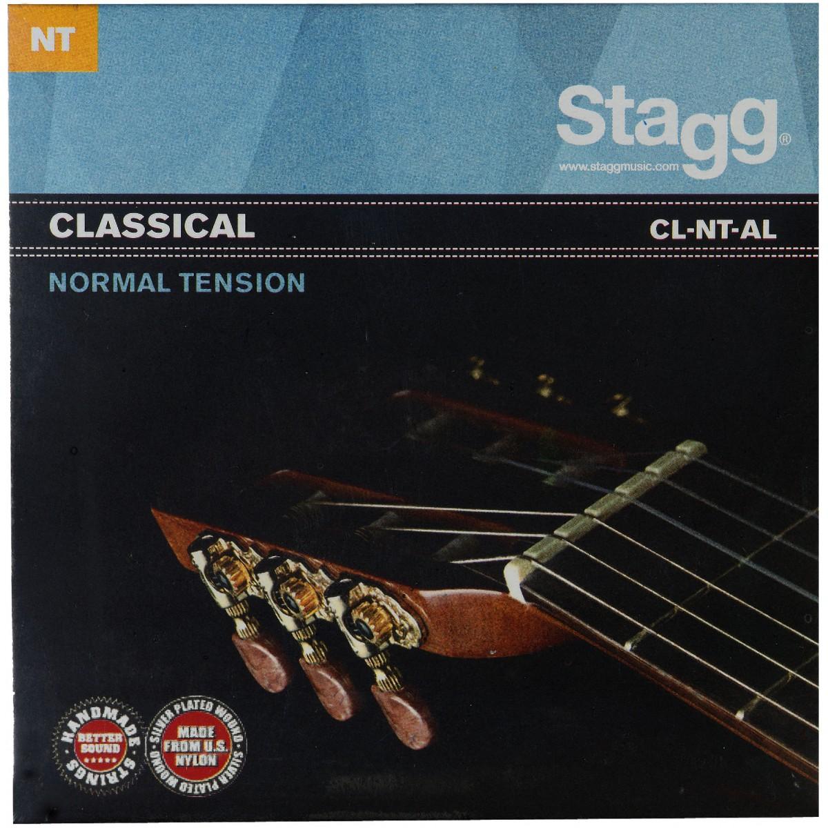 Stagg CL-NT-AL, sada strun pro klasickou kytaru