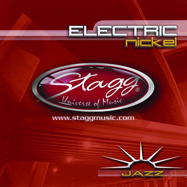 Stagg EL-1254, sada strun pro elektrickou kytaru