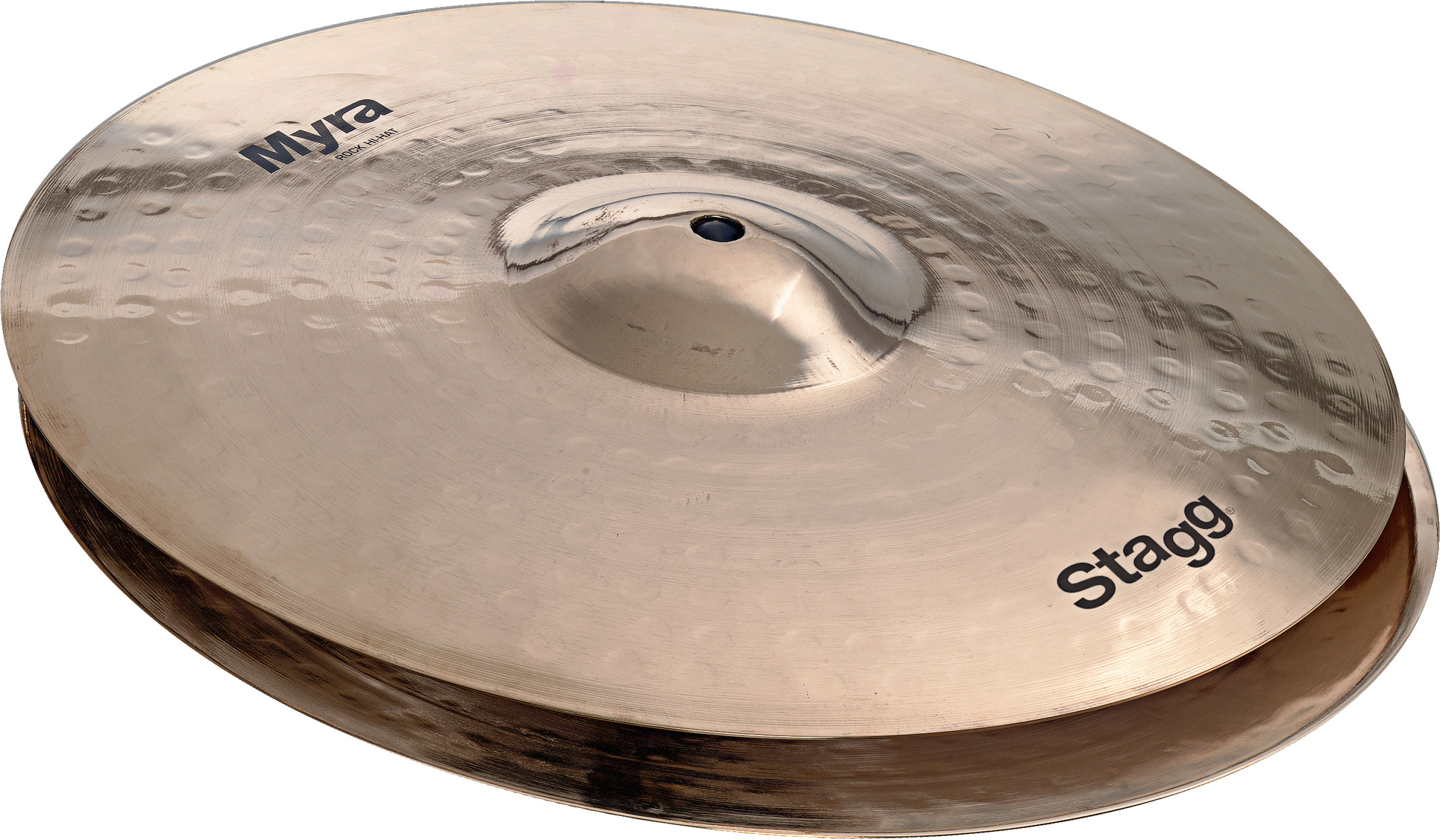 Stagg MY-HR13B, hi-hat Rock Brilliant