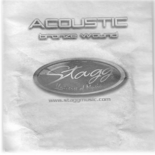 "Stagg BRW-048, struna ""E"", bronz"