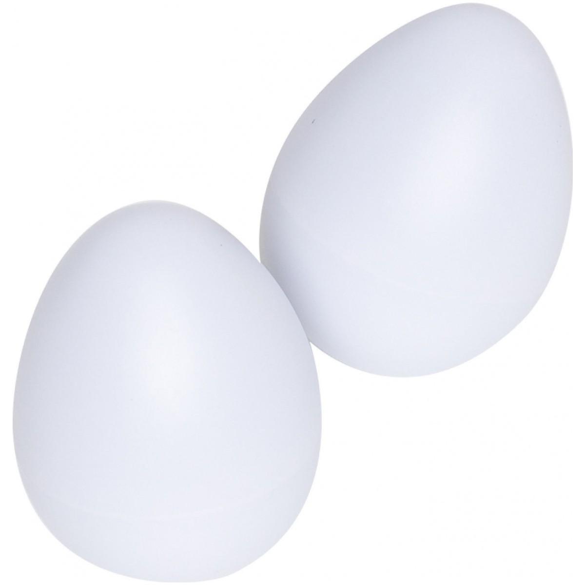 Stagg EGG-2 WH, pár vajíček, bílé