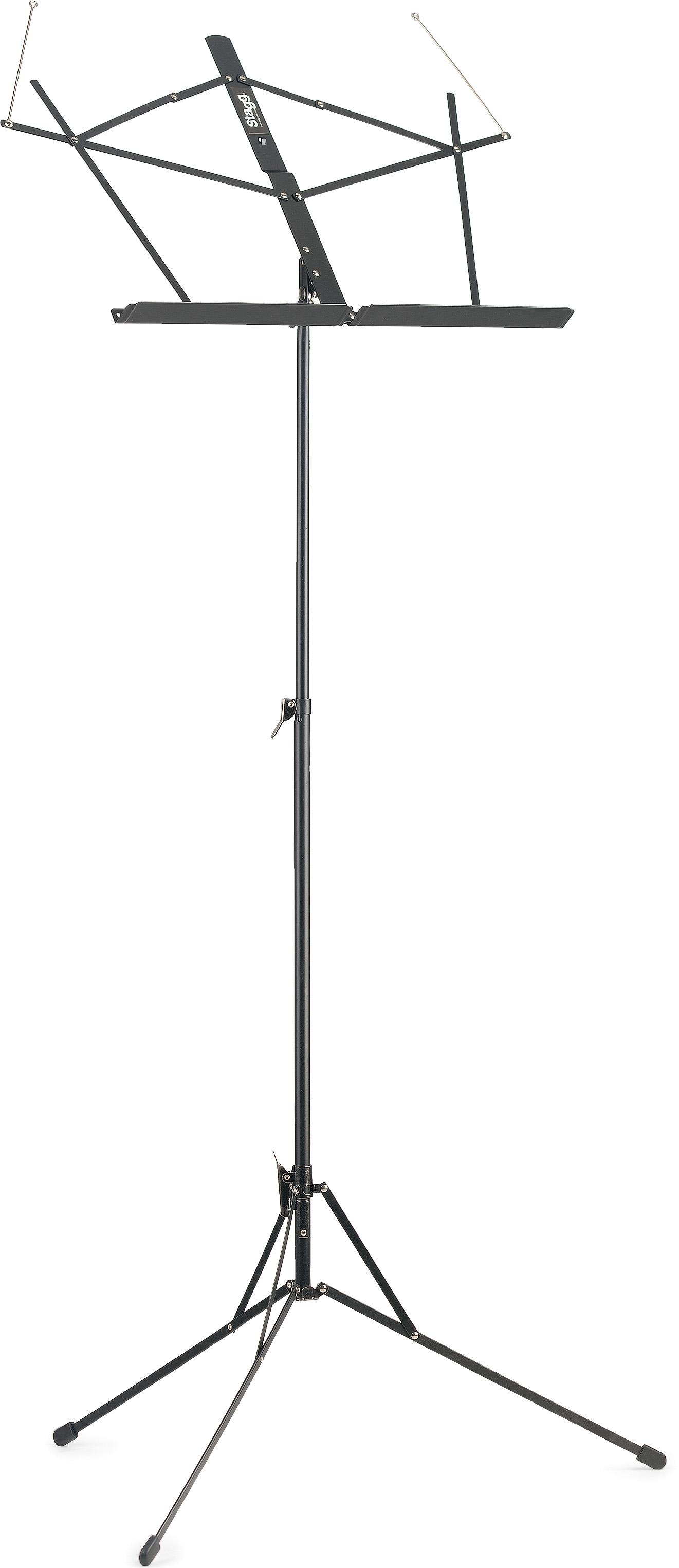 Stagg MUS-A2 BK, stojánek na noty