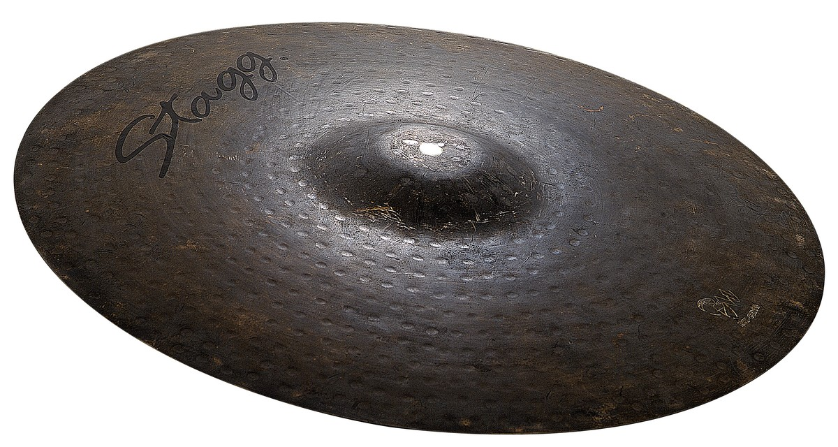 Stagg BM-CR16, činel crash Rock