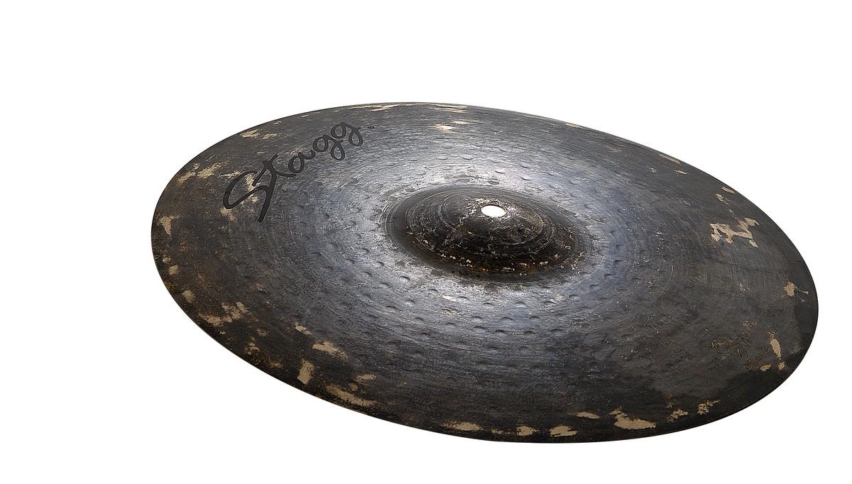 Stagg BM-CR14, činel crash Rock