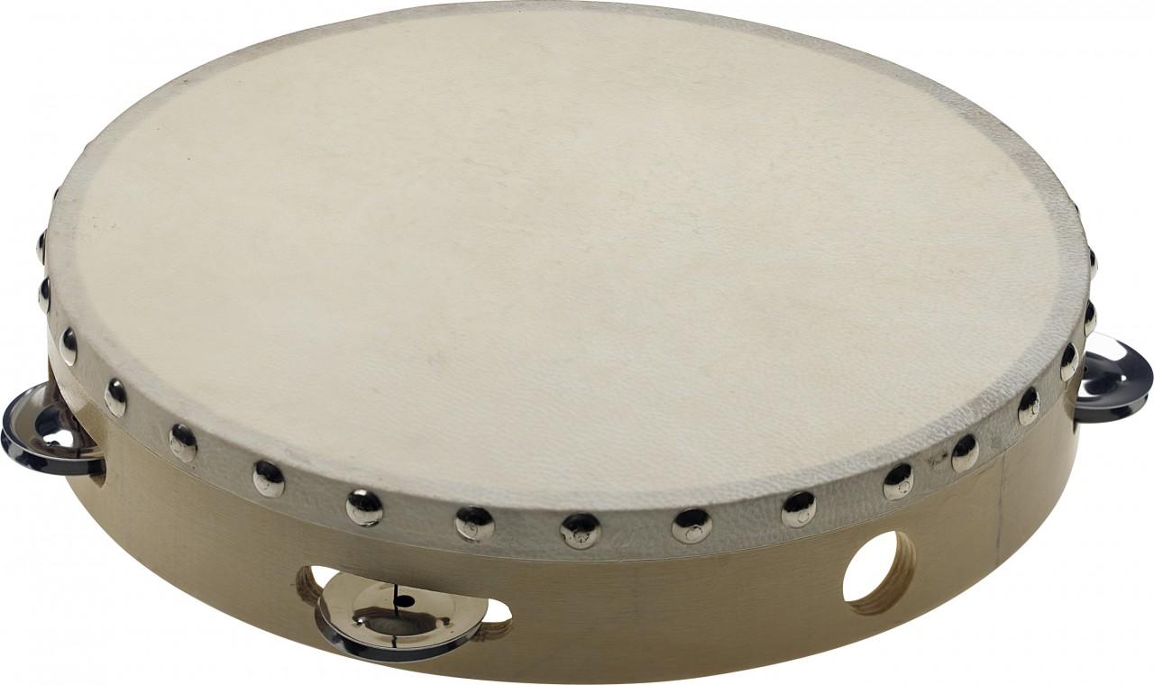 Stagg STA-1110, tamburína s blánou, 10