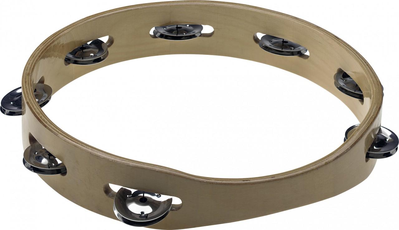 Stagg STA-3110, dřevěná tamburína, 10