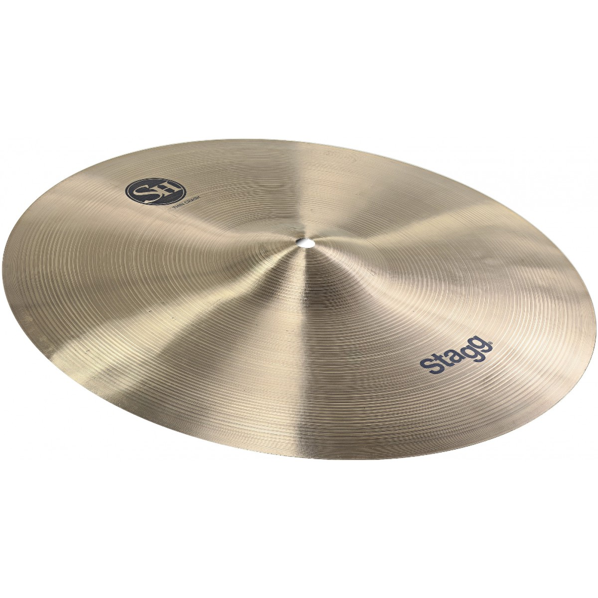 Stagg SH-CT17R, činel crash Thin Regular