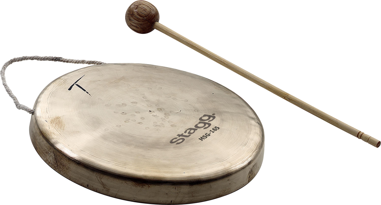 Stagg MSG-165, mini stilt gong