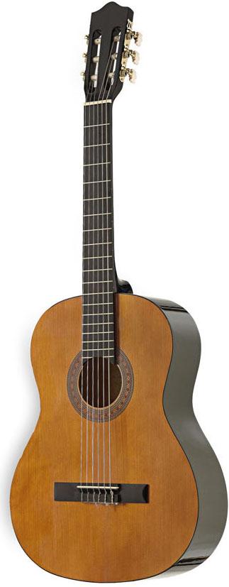 Stagg C546LH, klasická kytara levoruká