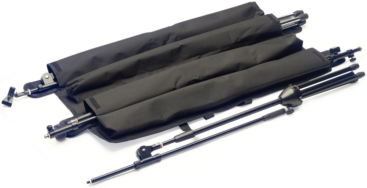 Stagg MISB SET 4, přepravní obal pro 4 mikrofonní stojany