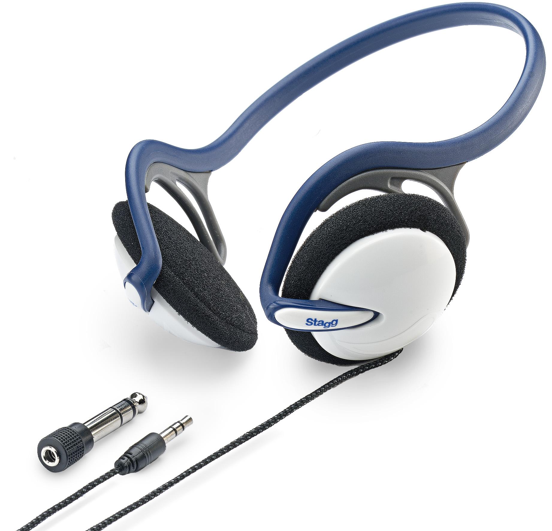 Stagg SHP-1200H, lehká otevřená sluchátka