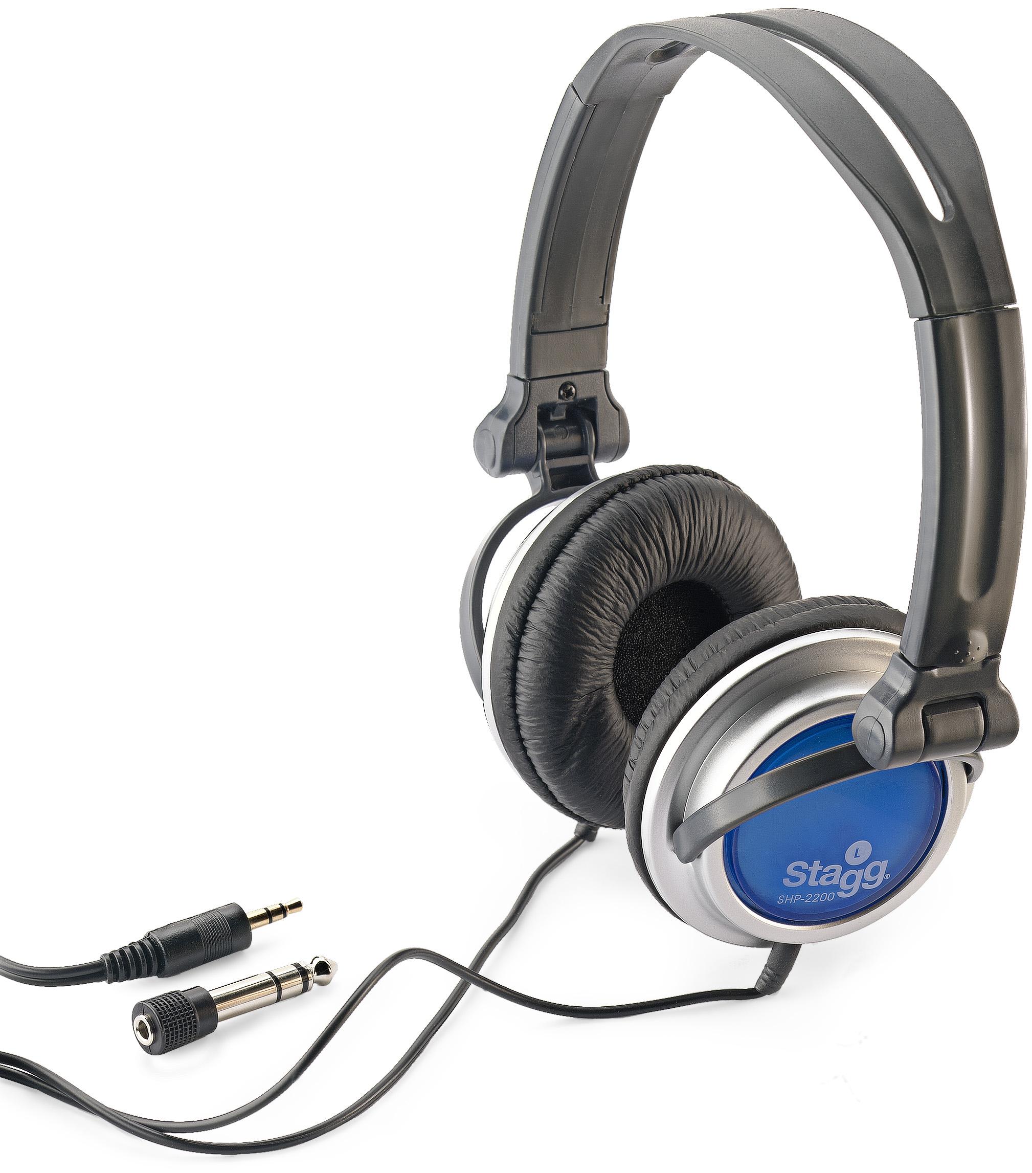Stagg SHP-2200H, Hi Fi sluchátka