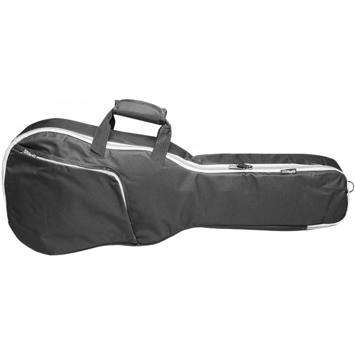 Stagg STB-10 W2, pouzdro pro akustickou kytaru, 1/2