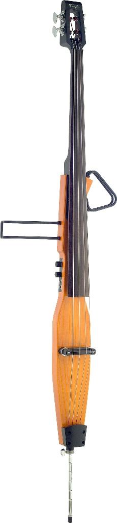 Stagg EDB-3/4RDL H, elektrický kontrabas