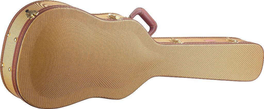 Stagg GCX-LP GD, kufr pro elektrickou kytaru typu LP